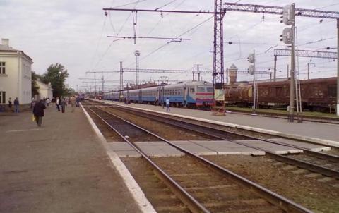 У Стрию поїзд «Івано-Франківськ – Миколаїв» збив людину