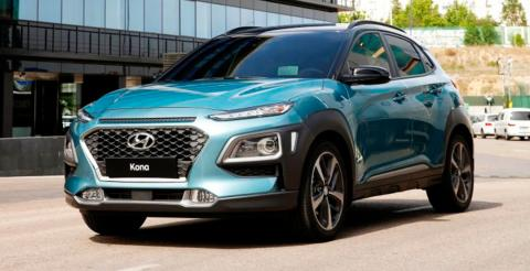 Hyundai офіційно презентував компактний кросовер Kona (ВІДЕО)