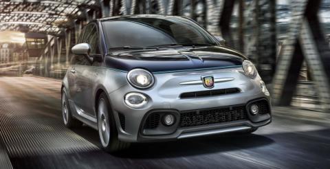 Fiat презентував особливий сітікар Abarth (ФОТО)