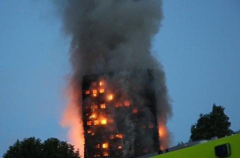 Нові деталі: у столиці Великобританії знову неспокійно (ФОТО)