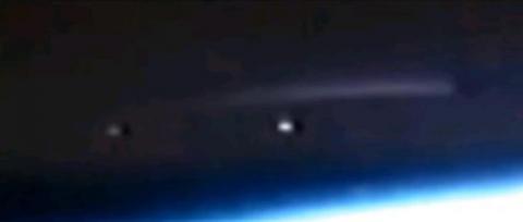 Супутник NASA зробив новий знімок НЛО (ВІДЕО)