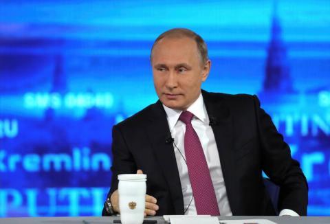 """""""Немита Росія"""": Путін відповів Порошенку рядками Шевченка"""