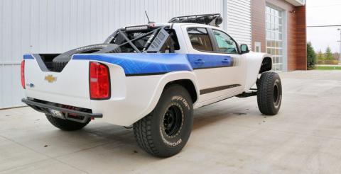 Американці оновили потужний пікап Chevrolet Colorado (ФОТО)