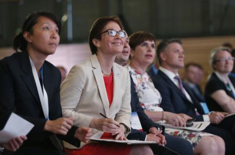Фахівці із 20 країн світу приїхали в Україну для того, щоб поділитися технічними навичками (ФОТО)