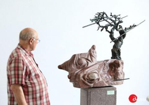 У столиці України відбулася виставка надзвичайно талановитих майстрів (ФОТО)