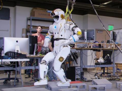 У NASA показали робота для колонізації Марсу (ВІДЕО)