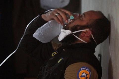 Російська мафія дала кошти на хімічну зброю Асада