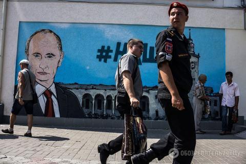 Відомий німецький політик назвав Крим частиною Росії