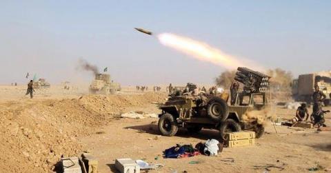 """Іракська армія почала штурм столиці """"Ісламської Держави"""""""