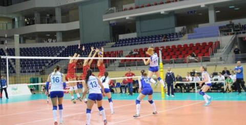 Євроліга: українська команда з волейболу лідирує