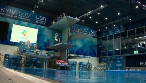 Чемпіонат Європи зі стрибків у воду завершився: підбиті підсумки загального командного заліку