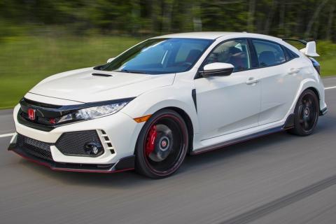 Honda розсекретила потужну модифікацію Civic Type R (ФОТО)