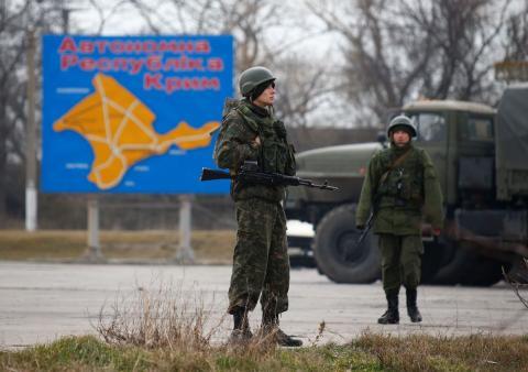 Командувач Нацгвардії розповів, як довго Кремль готувався до анексії Криму