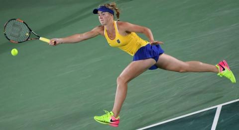 Тенісистка Світоліна вперше перемогла на корті в Бірмінгемі у турнірі WTA