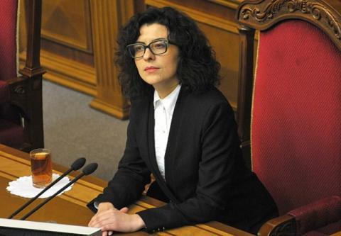 Віце-спікер Парламенту оголосила голодування через ситуацію у Львові