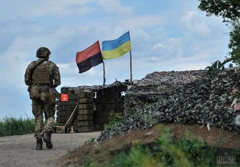 У Раді розповіли про можливий наступ сил АТО на Донбасі