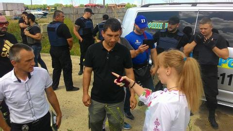 На Одещині сталося резонансне викрадання