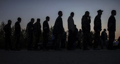 Експерт розповіла, скільки перебуває українців в полоні у бойовиків