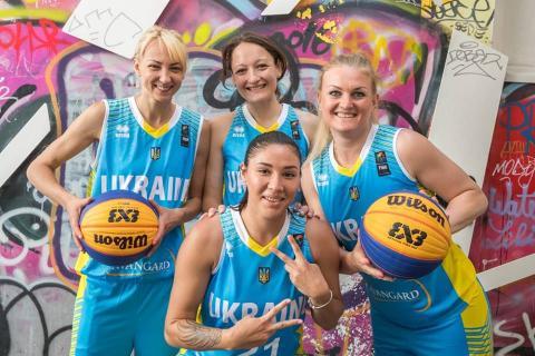 Жіноча збірна з баскетболу 3х3  вийшла у півфінал Чемпіонату світу