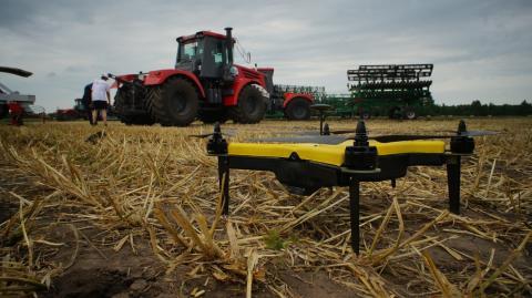 Український стартап підписав перші контракти на виробництво агродронів