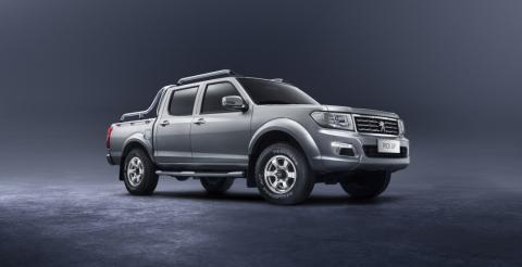 Peugeot презентував новий пікап Pick Up (ФОТО)