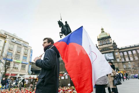 Президент Чехії підтримує проведення референдуму про вихід своєї країни з ЄС