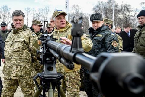США планує забезпечити Україну військовою допомогою