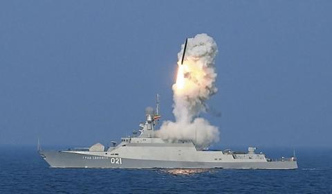 Росія вдарила по Сирії крилатими ракетами