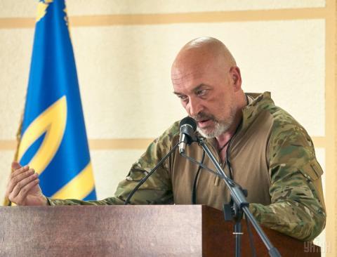 Тука розповів, чи підуть сили АТО у наступ після ухвалення закону про деокупацію Донбасу