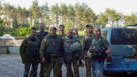 У Києві жорстоко вбили ветерана розвідки АТО (ФОТО)
