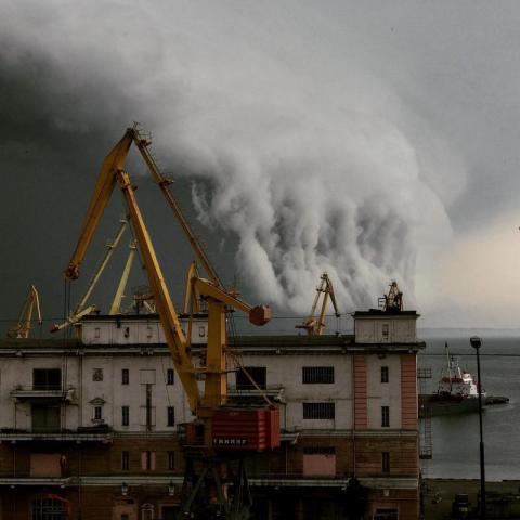 Одесу накрило величезне «цунамі» (ФОТО)