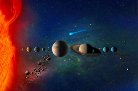 Науковці вважають, що існує небесне тіло, яке за розмірами нагадує Марс