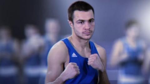 Український боксер Шестак здобув «золото» на чемпіонаті Європи