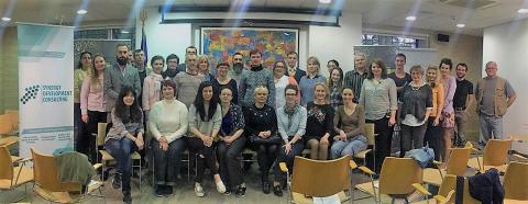 Переселенка відкрила свою компанію у столиці України