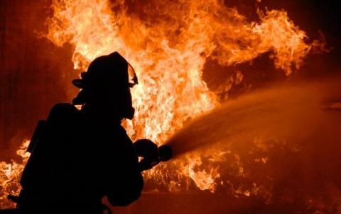 У Києві сталася пожежа