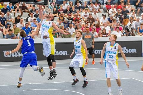 Збірна України з баскетболу вийшла у чвертьфінал відбору чемпіонату Європи
