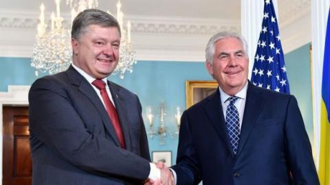 Україну відвідає Державний секретар США