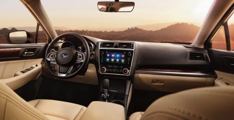Subaru офіційно розсекретила новий універсал Outback (ФОТО)