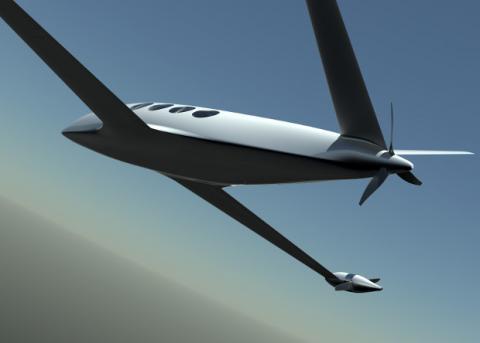 Ізраїль презентував електричний пасажирський літак