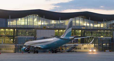 Аеропорт «Бориспіль» обслужив рекордну кількість пасажирів