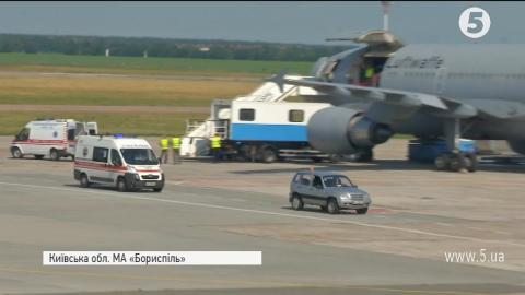 Українських військових відправлено на лікування (ВІДЕО)