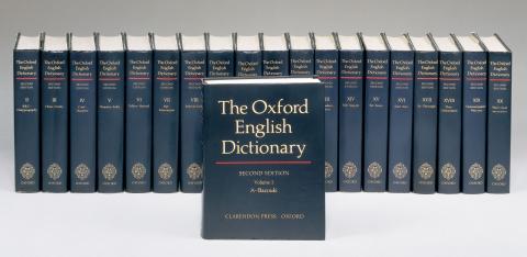 Оксфордський словник було поповнено на 1200 слів