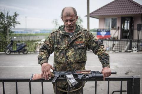 200 окупантів вирішили звільнитися після того, як сили АТО знищили їхню ДРГ, — ГУР
