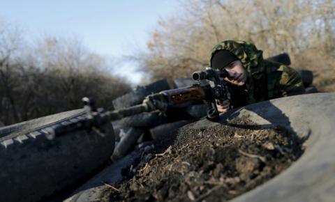 У зоні АТО військові затримали поплічника ліквідованого Гіві