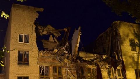 Стали відомі подробиці вибуху у Донецьку (ФОТО)