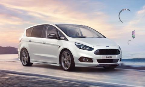 Ford презентував спортивну модифікацію S-Max (ФОТО)