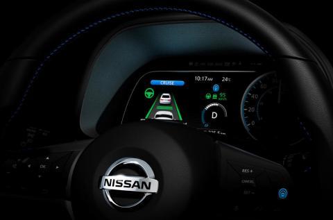 Nissan розсекретив новий електрокар Leaf (ФОТО)