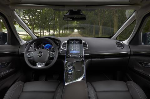Renault оновив сімейний мінівен Espace (ФОТО)