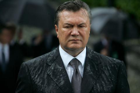 Януковичу оголосили підозру у розстрілі Майдану
