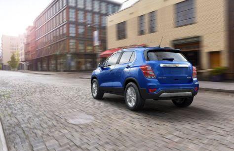 Chevrolet планує вивести на ринок новий компактний кросовер